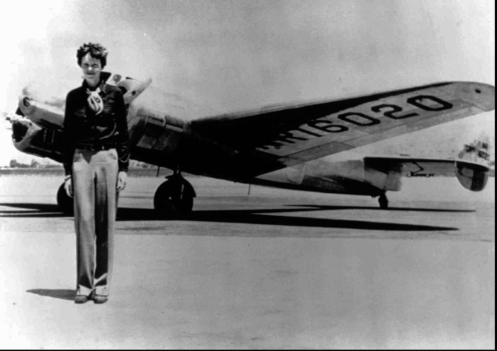 Orion Historical Society hosts presentation of 'Amelia Earhart in Michigan'