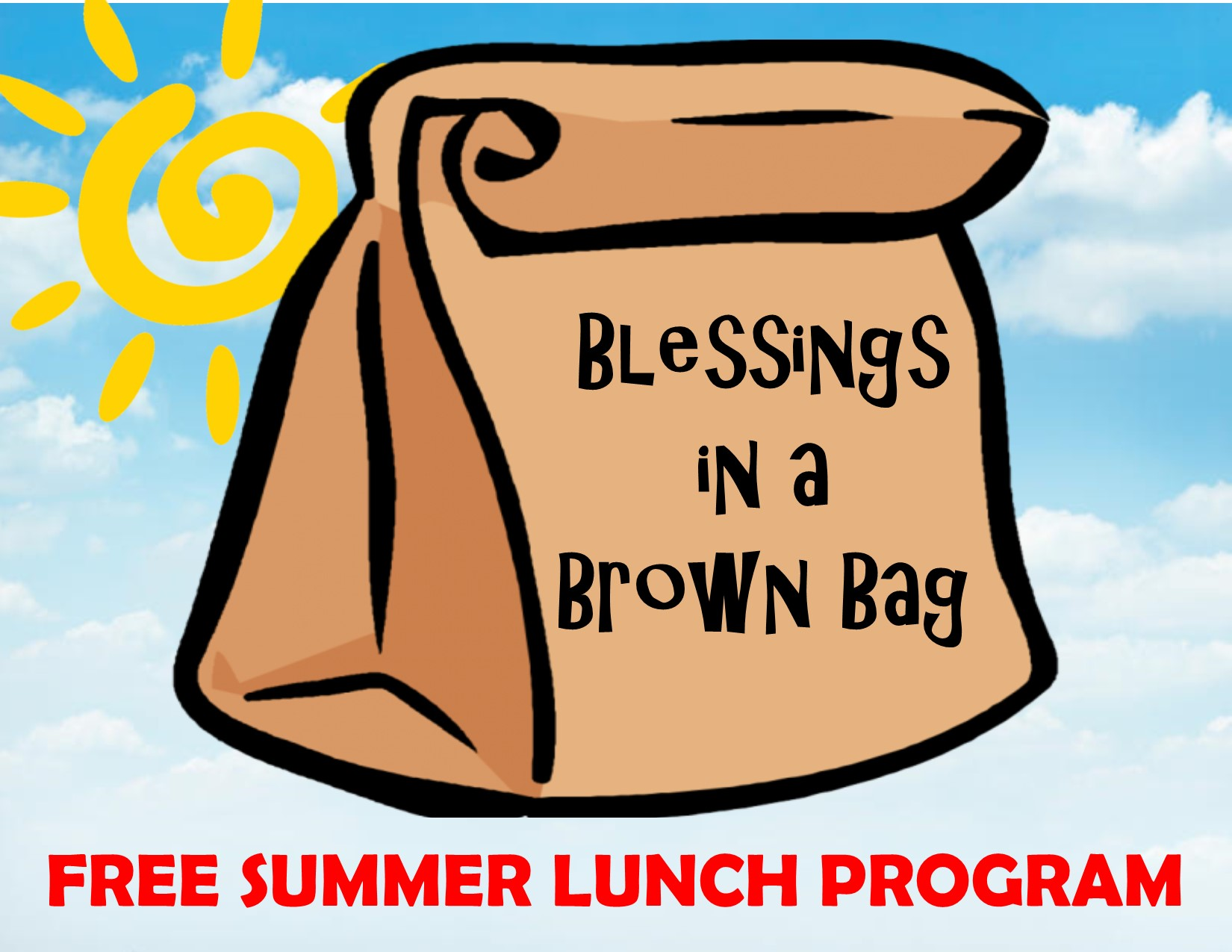 Summer Lunch Program Logo