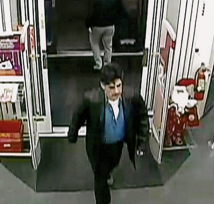 LOPD seeks information on suspect in CVS thefts