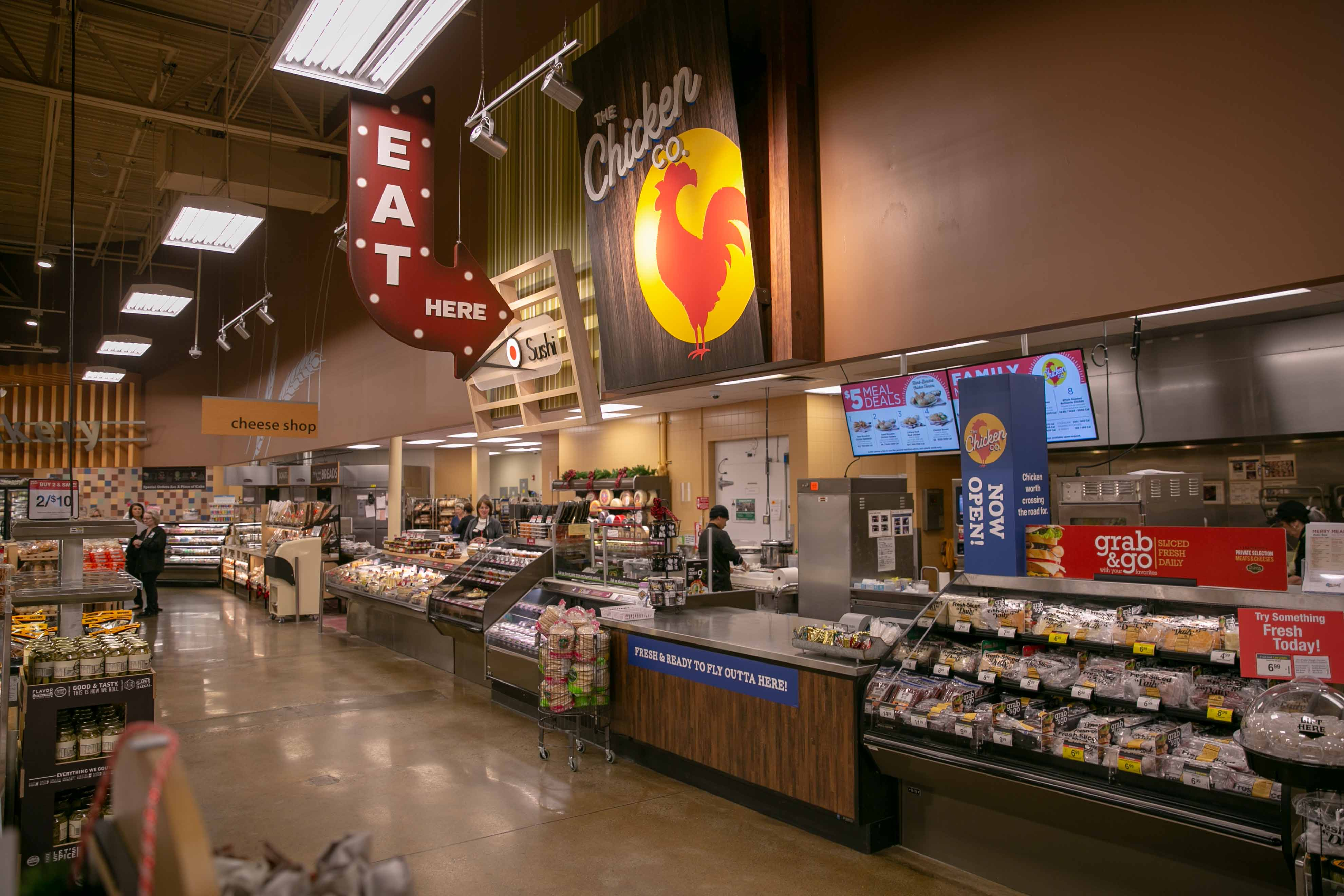 Orion Township Kroger Grand ReOpening_The Chicken Co