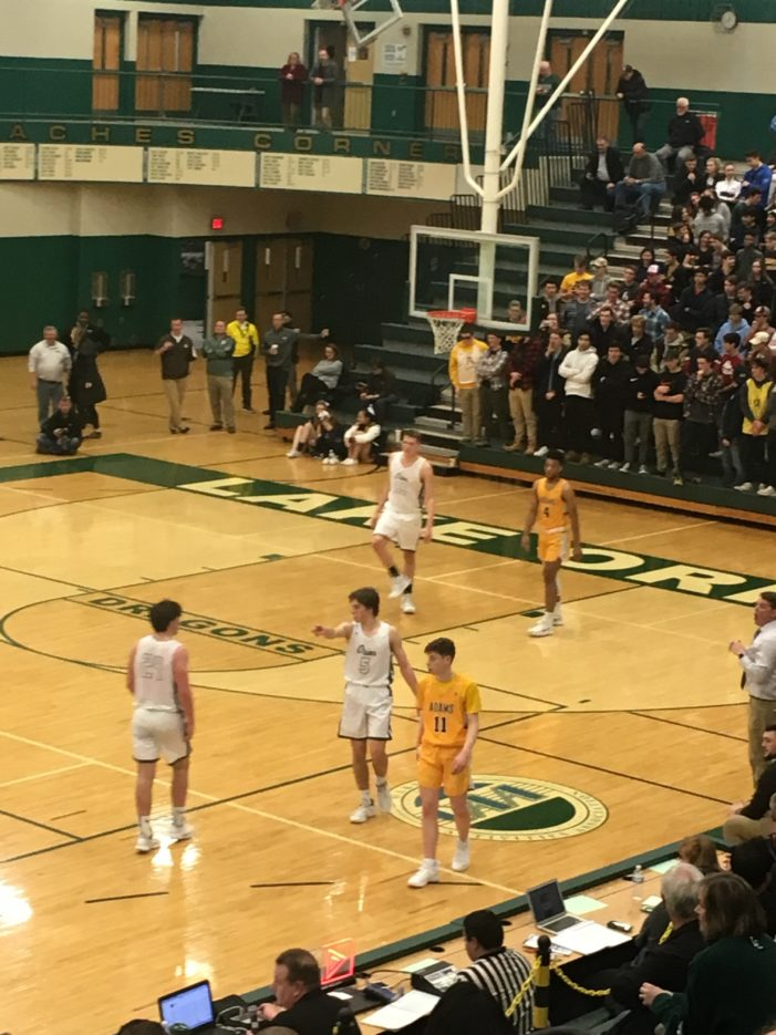 Lake Orion beats Rochester Adams 58-42 in district semifinal