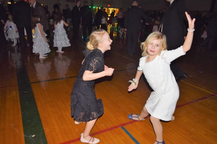 'Dance with me, Daddy!' — It's a special date night for Lake Orion girls