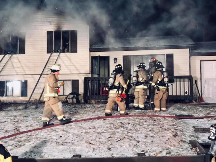 Orion Twp. woman dies after house fire on Friday