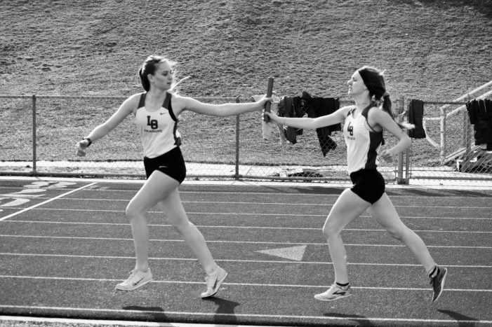 Girls track team defeats Oxford, sets sights on another strong season