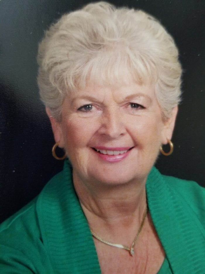 Smith, Betty L.; 78, of Lake Orion