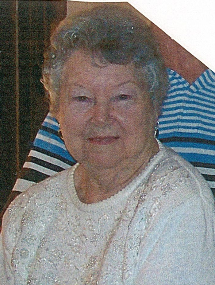 Compau, Ruth; 88, of Lake Orion