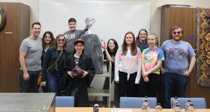 Orion Public Library holds Harry Potter themed Escape Room