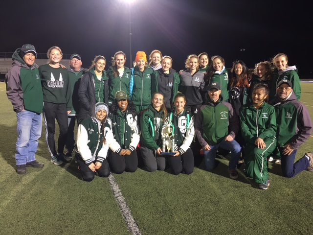 Girls track team takes 2nd place at Brandon Invite, still undefeated in OAA