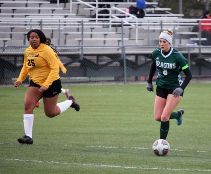 Girls soccer team dominates North Farmington, looks toward challenging for a top spot in the division