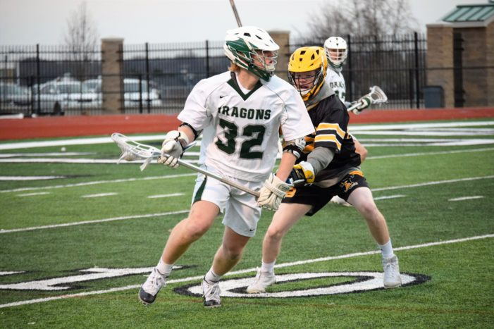 Lake Orion varsity boys lacrosse team sets season goal of state final four