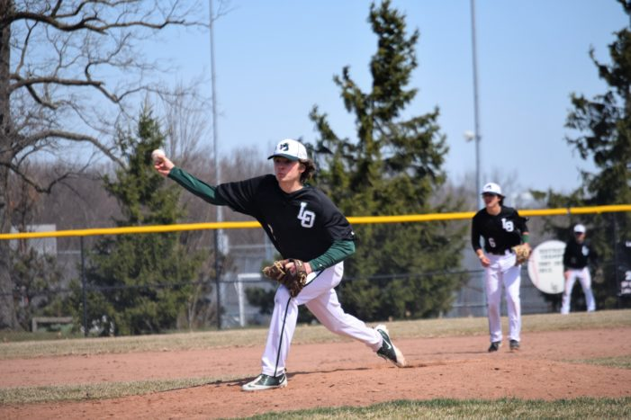 Lake Orion varsity baseball team looks to greatly improve current 5-2 record