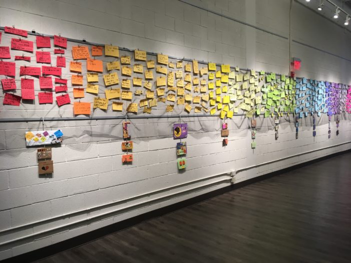 Lake Orion alumni imagines a different kind of wall