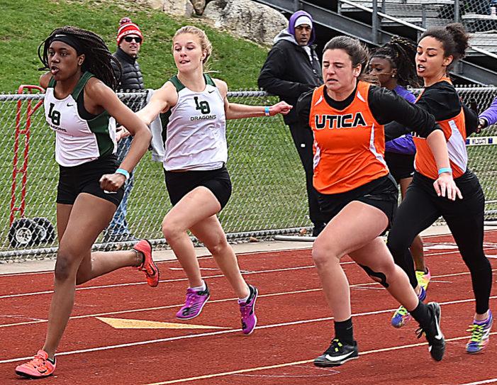 Lake Orion's girls track team dominates at Oxford Invitational