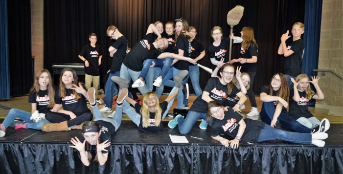 St. Joe's Maverick Players present 'Annie Jr.'