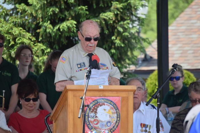 Lake Orion's 2019 Honored Veteran: Ernest W. Baker