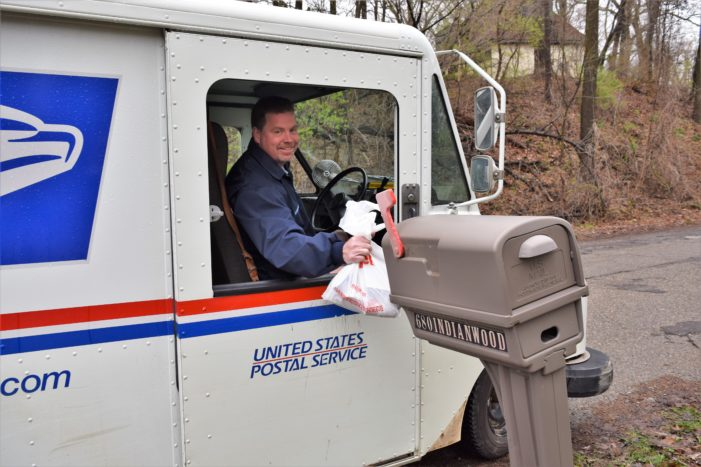 Lake Orion Post Office will collect food donations on Saturday for the Stamp Out Hunger campaign