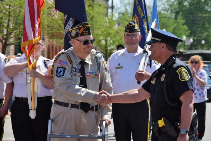 Memorial Day the Lake Orion way: honoring veterans and celebrating family and community