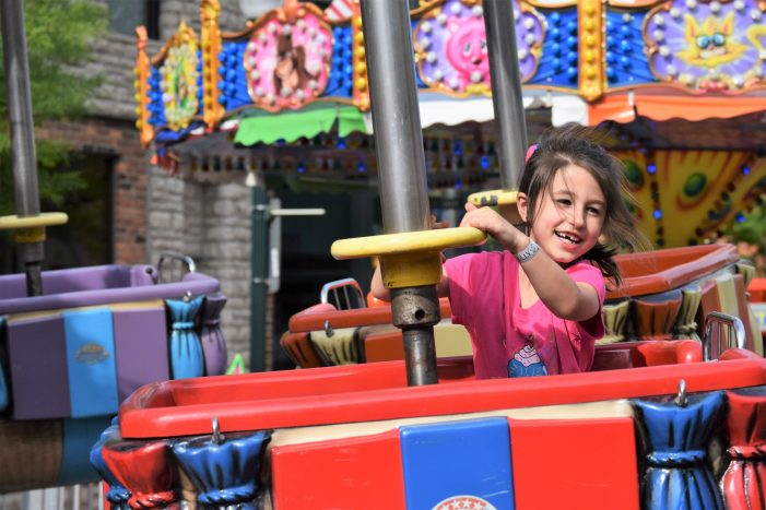 Lions Club Jubilee rolls into downtown Lake Orion on Thursday