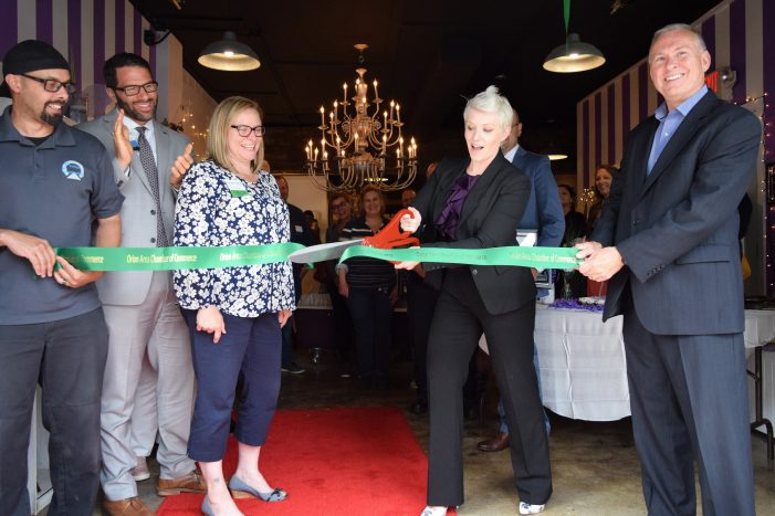 Sarah's Bath Boutique opens in village, joins Orion chamber