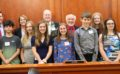 Waldon Middle School students testify in front of House Committee