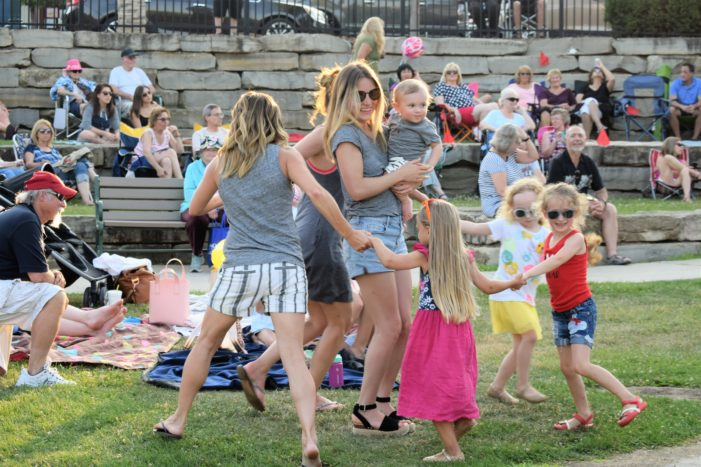 DDA Summer Concert Series is in full swing