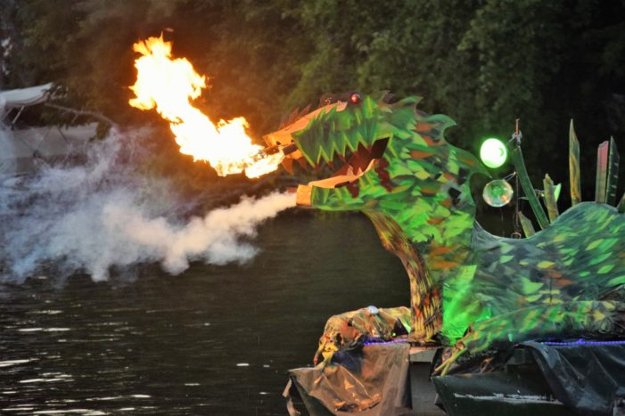 Dragon on the Lake festival hits downtown Lake Orion for 11th year