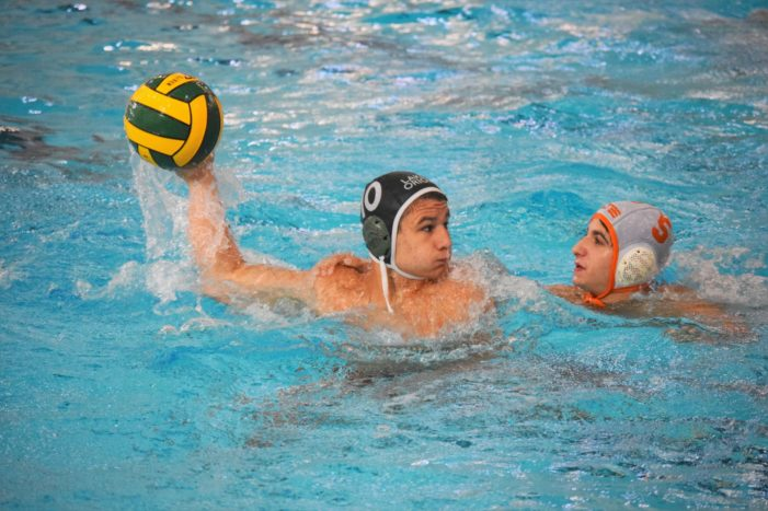 Boys water polo starts strong, looks to develop throughout the season