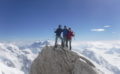 Prochaska family ascends to the top of North America