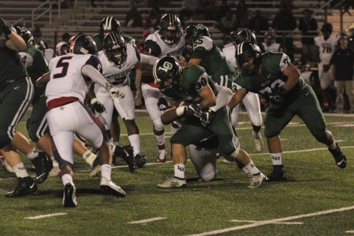 Lake Orion stuns state-ranked Southfield A&T in football rout