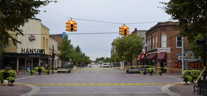 Broadway, Flint streets intersection closed for maintenance