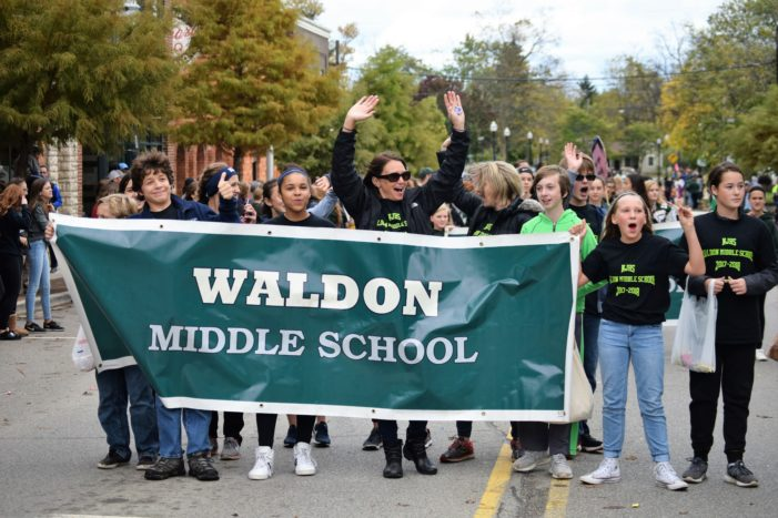 Lake Orion Community Schools: Homecoming Activities 2019