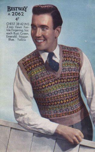 Don Rush:  AKA 'Fashionista'