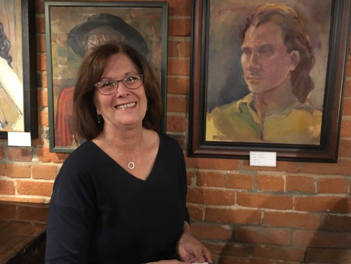 Local artists take top honors at Orion Art Center's Portraits exhibit