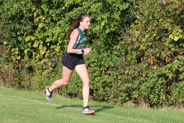 Lake Orion cross country runner sets school record, again