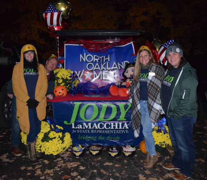 DSG, Knights host Special Needs Trunk-or-Treat
