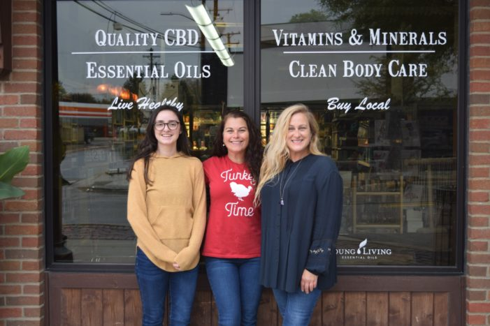 Lucky's Natural Foods open house celebrates 45th anniversary