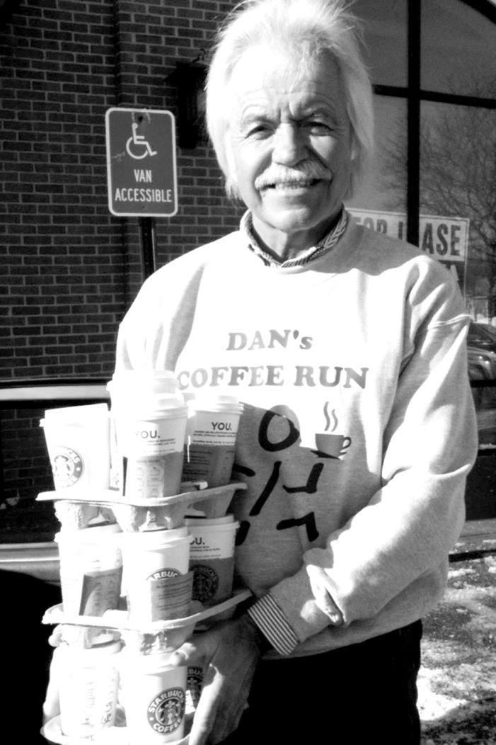 Dan the Coffee Man named Orion Area Parade Group's Citizen of the Year