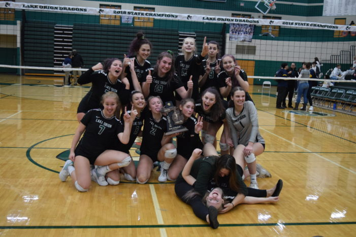 District Champs! Lady Dragons defeat Oxford Wildcats 3-2 in district finals