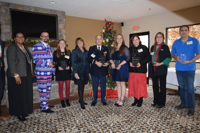 Orion Area Chamber of Commerce honors Impact Award winners