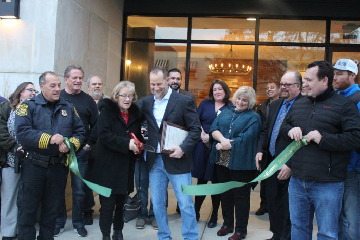 120 S. Broadway celebrates grand opening in downtown Lake Orion