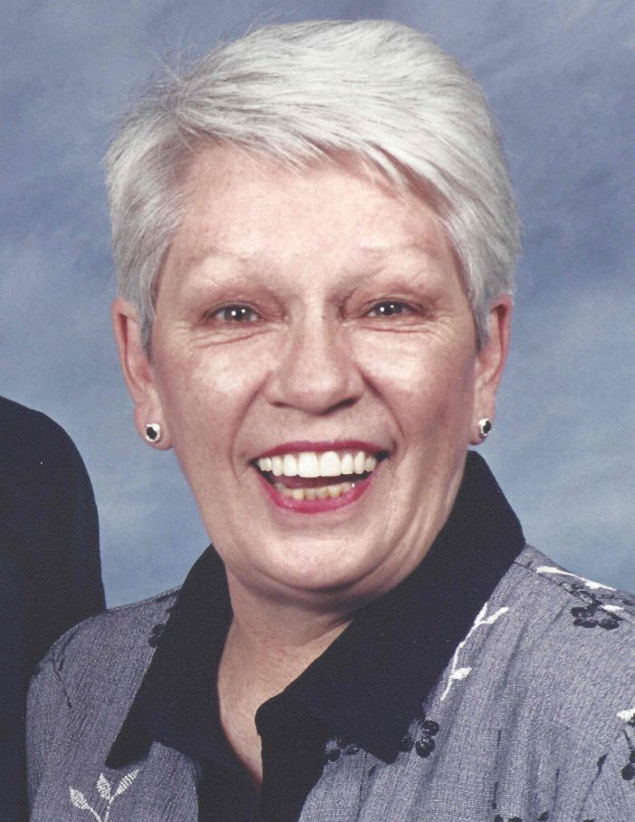 Sweeney, Judith Ann; 79, formerly of Lake Orion