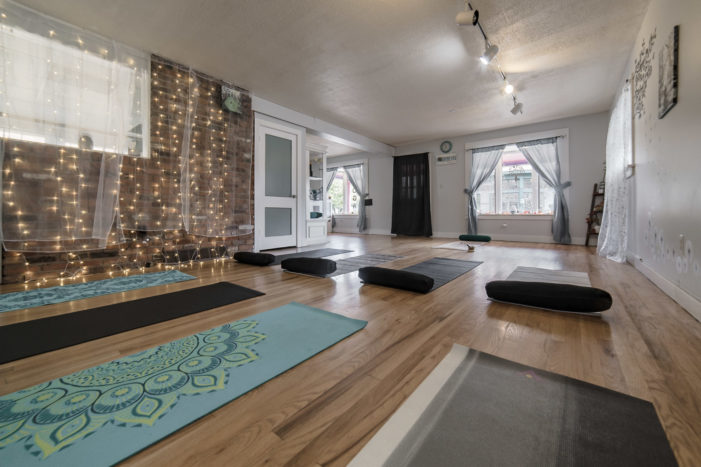 Pushna yoga studio opens in Canterbury  Village