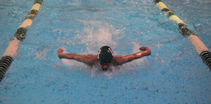 Boys swim and dive is 3-0 and hopes to build on momentum going into 2020