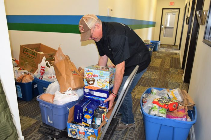 Orion Neighborhood Television to hold 10th annual 5 for 5 food drive Feb. 8