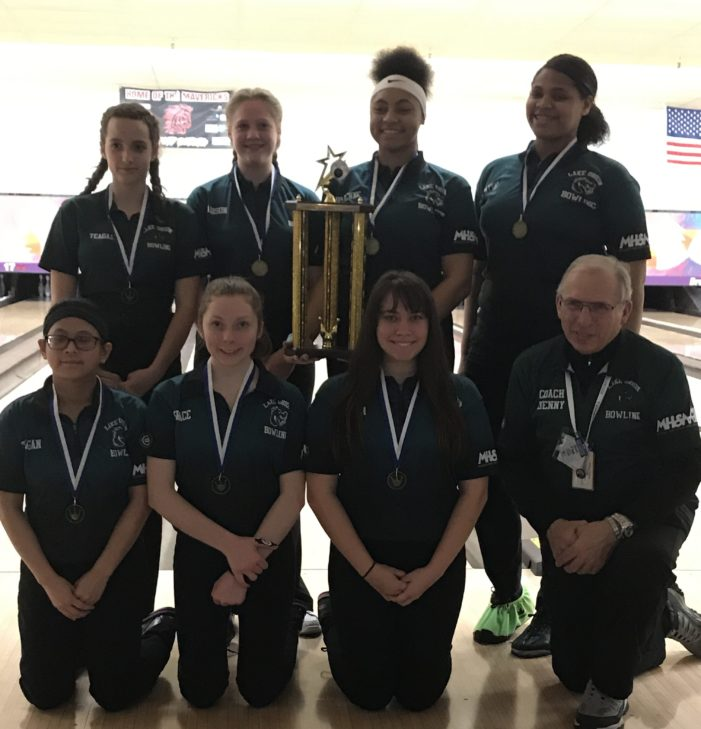 LOHS girls bowling continues to be a strong force in the OAA Red