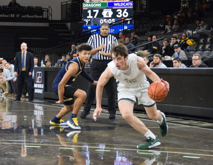 Dragons' skid reaches three games with losses to Oxford, Ferndale