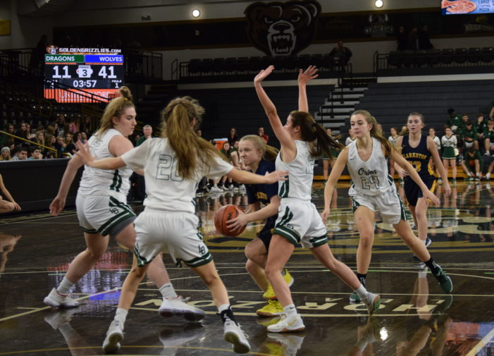 Two eerily similar losses for Lady Dragons