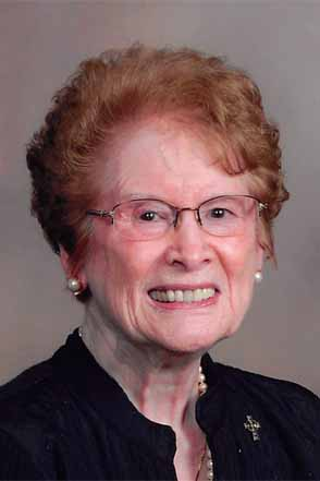 "Burt, Lucille Marie ""Lucy"";  89, of Lake Orion"
