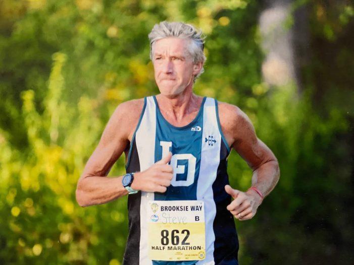 Local runner completes six decades of sub-3 hour marathons
