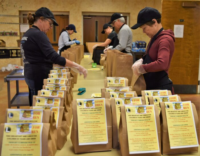 Blessings in a Brown Bag starts fundraiser for summer lunch program